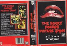 THE ROCKY HORROR PICTURE SHOW CBS FOX VHS PAL   VIDEO A RARE FIND