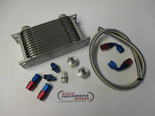 Suzuki GSX1100 SZ SD Katana  Oil Cooler Kit. 13 row Earls race cooler