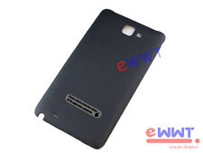 for Samsung Galaxy Note 1st GT-N7000 Black Battery Back Door Cover Case ZVHB198