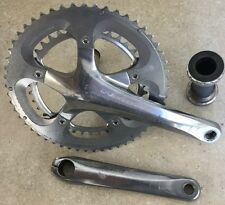 SHIMANO DURA ACE CRANKSET 7800 DOUBLE BOTTOM BRACKET 175 MM ARMS