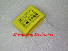 10pcs X2 Polyproplene safety capacitor 2.2uF 275VAC 225K P=27mm