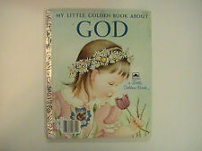 My Little Golden Book about God by Golden Books Hardcover Book