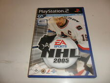 PlayStation 2  PS 2  NHL 2005