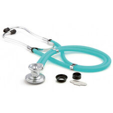 NEW IN BOX FROSTED PEACOCK SPRAGUE RAPPAPORT STETHOSCOPE BY ADC