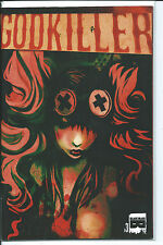 GODKILLER #3 1st Print Black Mask Comics 2014 Variant Cover NM-