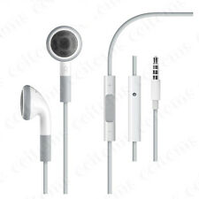 Stereo Headset Earphone Earbud Volume Remote Mic for iPhone 6 Plus 5S 5 4S iPad