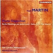 London Philharmonic Orchestra : Martin: Maria-Trypticon etc. CD (1999)