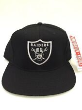 VTG DS LOS ANGELES RAIDERS SNAPBACK HAT AMERICAN NEEDLE CAP NWA COMPTON LA NWT