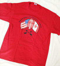 Canadian US Devil's Brigade Special Forces Reunion T-Shirt Limited #23837R