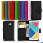 Premium Leather Wallet Case Cover For Samsung Galaxy J3 2016 Smart Phone With SP