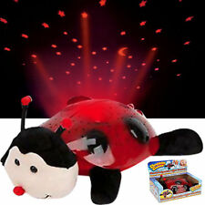 Lady Bird Musical Night Light Star Child Sleeping Projector Lamp