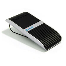 Handsfree Speakerphone Wireless Bluetooth 4.0 Car Kit  Solar Powered Charger CSR