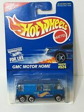NIP Hot Wheels 1996 GMC Motorhome Motor Home 16807 Fully Detailed Interior!