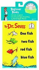 One Fish, Two Fish, Red Fish, Blue Fish Book and CD (pb) by Dr. Seuss NEW