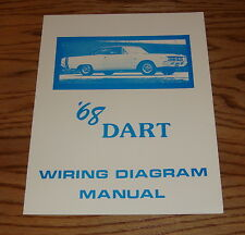 dodge dart wiring in collectibles 1968 dodge dart wiring diagram manual 68