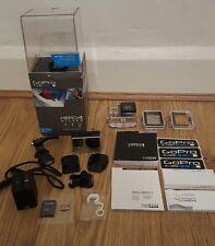 GoPro HERO 4 SILVER fotocamera include 16 GB Micro SD Card e Dual Caricabatteria