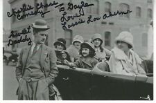 """Lassie Lou Ahern, """"Our Gang"""" Actress, Signed Photo, COA, UACC RD 036"""