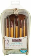 EcoTools Day to Night Brush Clutch Set, Make up Set 6 Pinsel EC21