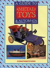 Antique Tin Iron Diecast Toys - Ships Cars Soldiers Automata Dolls Etc. / Book