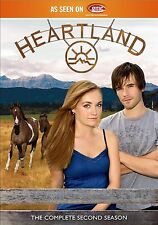 Heartland: The Complete Second Season (DVD Box Set, Region 1, 5-Disc Two 2) NEW