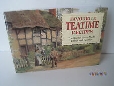 Favourite Teatime Recipes by Carole Gregory