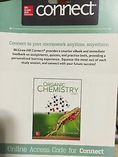 Connect 2 Year Access Card for Organic Chemistry 5th Edition