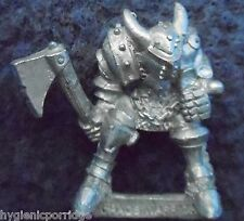 1988 CHAOS WARRIOR de slaanesh 0217 11 Citadel Warhammer Armée hordes fighter D&D