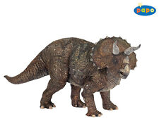 Triceratops 8 7/10in Dinosaurier0 Papo 55002