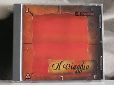 AL MARTINO - ILVIAGGIO CD COME NUOVO LIKE NEW 1995 AUTOPRODOTTO / SELF PRODUCED