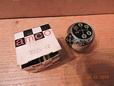 NOS SPITFIRE/MG MIDGET AMCO SHIFT KNOB 4-SPEED SHIFTER BALL TR-4 SPRITE 5/16x18