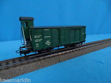 Marklin 4679  K. W. Sts. E. Closed Goods car Green  Württemberg