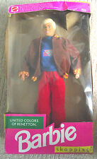 United Colours Of Benetton / Muñeco Ken / Barbie 1990 Con Caja / por Favor Leer Descri