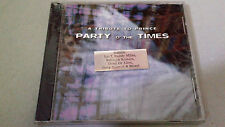 "CD ""PARTY O' THE TIMES A TRIBUTE TO PRINCE"" CD 13 TRACKS PRECINTADO ICE-T GARY N"