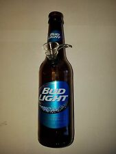 Bud Light Custom Brown Glass Shisha Hookah Tobacco Water Pipe