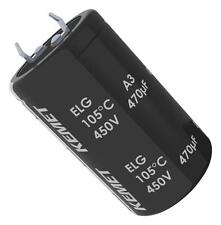 - Condensatori elettrolitici in alluminio-CAP ALU Elec 120uf 450v snap-in