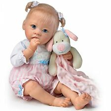 Ashton Drake - SLEEPYTIME EMMA baby gril doll by Linda Murray
