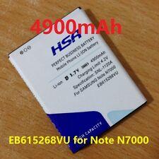 4900mAh Battery Samsung GALAXY NOTE N7000 I9220 I9228 I889 i717 N7000