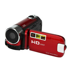 New HD 1080P 16M 16X Digital Zoom Video Camcorder Camera DV SD/SDHC Card Cameras