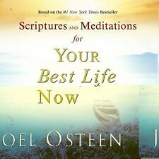 Scriptures and Meditations for Your Best Life Now by Joel Osteen FREE SHIPPING