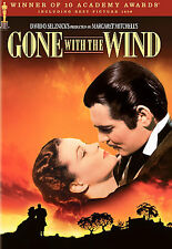 Gone With the Wind (DVD, 2006, 2-Disc Set)  Brand New!!!