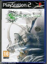 "Shin megami tensei digital devil saga ""new & sealed' * PS 2 *"