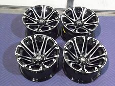 "12"" SUZUKI KING QUAD 400 ALUMINUM ATV WHEELS NEW SET 4 - LIFETIME WARRANTY T3"