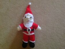 Hand Knitted Santa Claus / Father Christmas