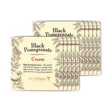 [SKINFOOD] Black Pomegranate Cream Samples - 10pcs