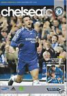 CHELSEA V ASTON VILLA PREMIER LEAGUE 26/12/2007
