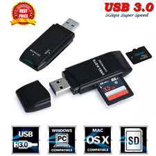 Super Speed MINI 5Gbps USB 3.0+ OTG Micro SD/SDXC TF Lettore Di Schede