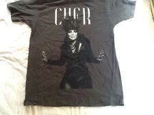 Cher T-shirt Concert  d2k X-large gray T-shirt New