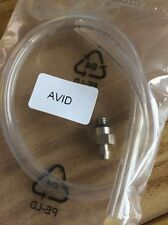 HYDRAULIC DISC BRAKE BLEED BLEEDING KIT FITTING ADAPTOR TUBE FOR AVID