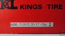 Schlauch gerades Ventil 500-17   530-17 KINGS TIRE TR6 - inner tube