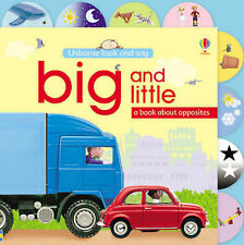 Big and Little by Felicity Brooks (Board book, 2007)
